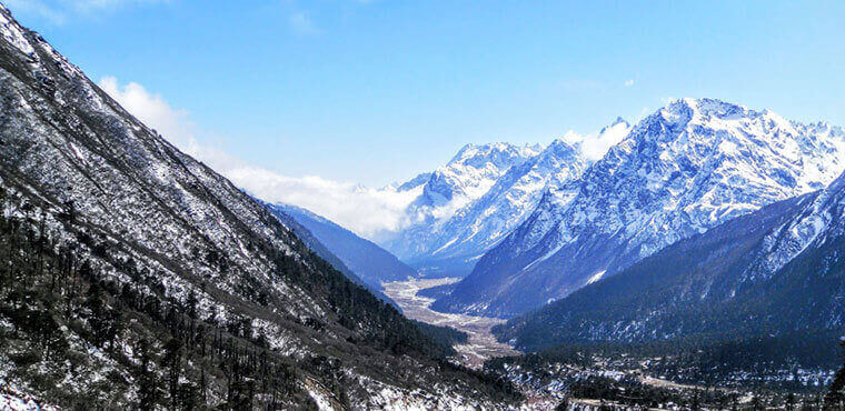 Lachung Yumthang Valley
