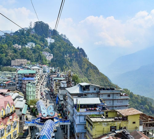 Gangtok Local Sightseeing tour