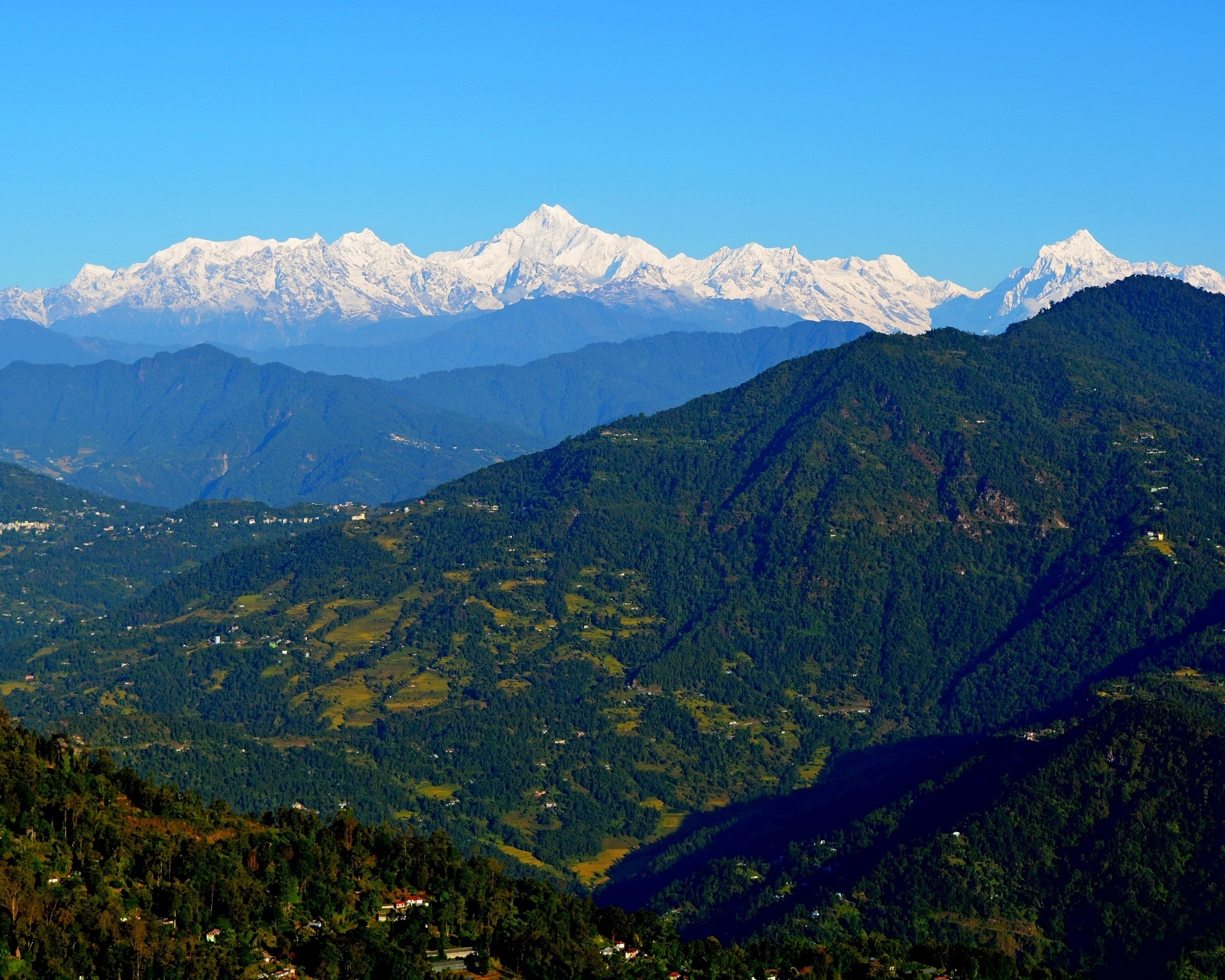 Package for Darjeeling Gangtok 06 Days