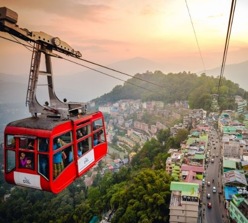 Gangtok 04 Days tour Discover the Capital of Sikkim