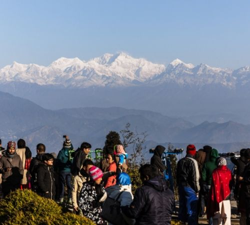 Student Package for Gangtok Darjeeling