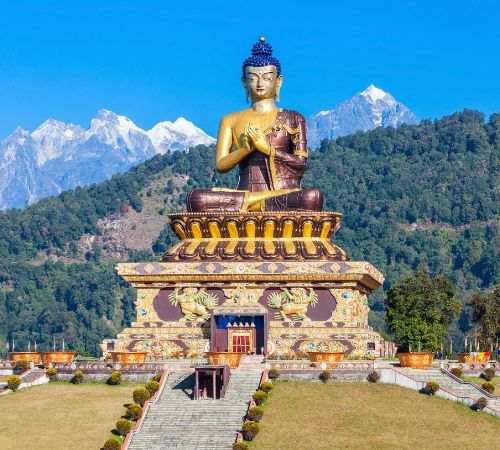 Sikkim The Mystical Wonderland