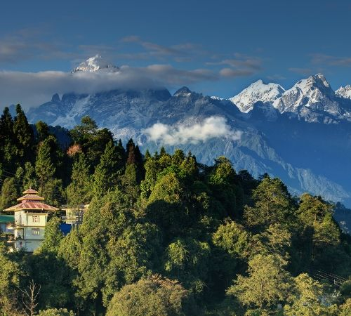Unforgettable Sikkim