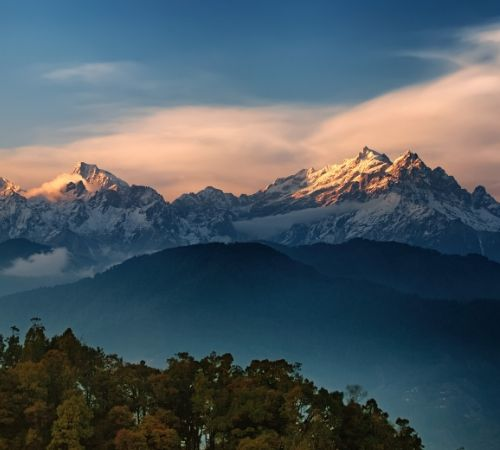 Pelling Ravangla Charming part of Sikkim