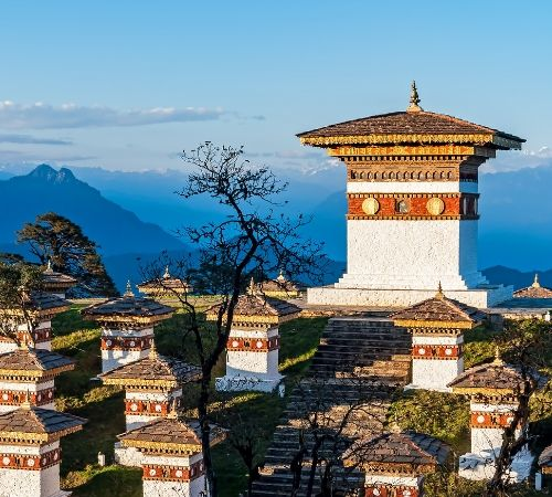 Sikkim with beautiful Bhutan