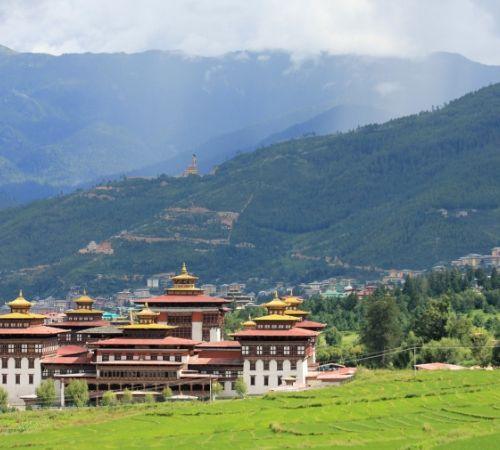 Package for Bhutan Sikkim Darjeeling 16 Days